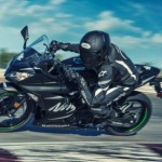 Xe mô tô phân khối lớn Kawasaki Ninja 300 2017 ra mắt