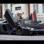 Những siêu xe gặp nạn trên phố gây xôn xao năm 2016