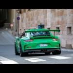 Dàn siêu xe tuyệt đẹp ở Monaco khoe pô trên phố