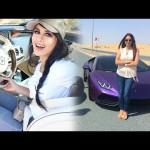 Top 5 siêu xe của những người phụ nữ nổi tiếng