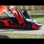 Siêu xe Lamborghini của anh Long Trần Thành viên ở Gia Lai Team