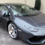 Xem siêu xe Lamborghini Huracan tăng tốc khi qua hầm Thủ Thiêm