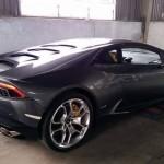 Cảm giác lái siêu xe Lamborghini Huracan LP580-2 thế nào ?