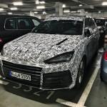 Siêu xe Lamborghini SUV lộ diện ở hầm đỗ xe ?