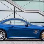Siêu xe Mercedes SL mới sẽ có 4 chỗ thực dụng hơn