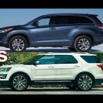 Đánh giá, so sánh Toyota Land Cruiser Prado và Ford Explorer ở Việt Nam