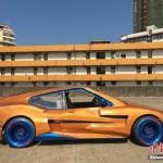 Siêu xe tự chế giá 260 triệu đồng của thợ cơ khí