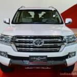 Chi tiết phiên bản thể thao Toyota Land Cruiser TRD