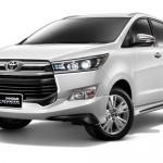 Xe Toyota Innova và Fortuner bản hybrid sắp ra mắt