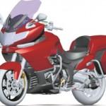 Hãng xe QJiang làm xe nhái giống K-series của BMW Motorrad