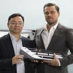 Leonardo DiCaprio làm đại sứ thương hiệu hãng xe BYD