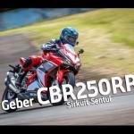 Honda CBR250RR thử nghiệm tốc độ tối đa 170 km/h
