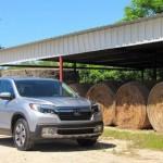 Xe bán tải Honda Ridgeline là xe xanh tiết kiệm nhiên liệu