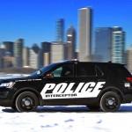 Tại sao cảnh sát Mỹ thích lái xe SUV ?