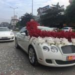 Dàn xe sang 40 tỷ rước dâu trong đám cưới khủng ở Bắc Kạn