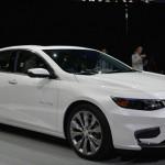Xe Chevrolet Malibu thành công vang dội năm 2016