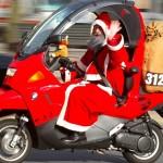 Top siêu xe ông già Noel cưỡi đi phát quà (phần 2)