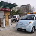 Hàn Quốc miễn phí sạc xe điện 3 năm liên tiếp sau năm 2017