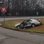 Phóng xe nhanh ngược chiều trên cao tốc làm 1 người chết