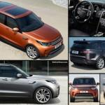 Xe sang Land Rover Discovery 2017 lắp ráp tại Slovakia