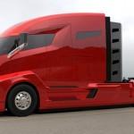 Choáng siêu xe tải chạy hydro của Nikola Motor chạy 2000 km/ lần nạp