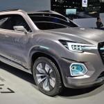 Xe SUV cỡ lớn nhất Subaru VIZIV-7 Concept ra mắt