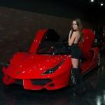 Siêu xe ER W70 ra đời trước nhưng giống Ferrari LaFerrari