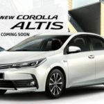 Toyota vẫn kỳ vọng vào phân khúc xe sedan