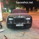 Xe siêu sang Rolls royce Phantom Lào Cai mang biển tứ quý 8