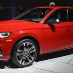 Ra mắt xe hiệu suất lớn Audi SQ5 mới hoàn toàn