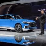 Xe siêu sang SUV Audi Q8 Concept đẹp nhất chính thức ra mắt