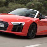Công bố giá bán siêu xe Audi R8 V10 mui trần