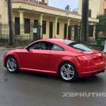 Xe sang audi TT coupe giá 2 tỷ đồng về Phú Thọ