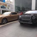 Thêm 1 xe siêu sang Bentley Bentayga về tay đại gia Hà Nội