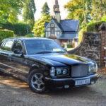 """Xe siêu sang Bentley Arnage """"xịn"""" bán giá sốc 800 triệu đồng"""