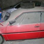"""BMW M1 cũ giá nửa triệu đô trong tình trạng """"sắt vụn"""""""
