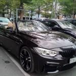 Xe sang BMW 428i mui trần độ body kits M4 ở Bình Dương