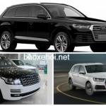 Giá Audi Q7 ở Việt Nam bằng range rover SVautobiography tại Mỹ