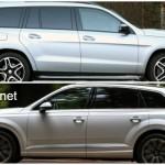 Tìm hiểu về cơ chế nâng gầm của xe sang Audi Q7