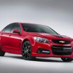 Xe sedan cỡ lớn Chevrolet SS bị ngừng sản xuất