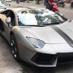Đại gia đầu tư 300 triệu độ siêu xe Lamborghini Aventador