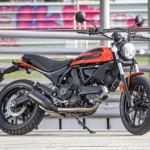 Siêu xe mô tô Ducati Scrambler bị triệu hồi