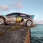 Ken Block biểu diễn lái xe Ford Focus RS RX cực đỉnh tại Gymkhana 9