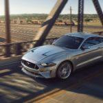 Xe Ford Mustang 2018 thay đổi chút ít