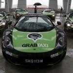 Những siêu xe khủng làm taxi Uber và Grab