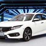Giá bán chính thức Honda Civic 2017 từ 950 triệu ở Việt Nam