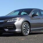 Xe Honda Accord và Honda Odyssey khuyến mãi tháng 1/2017