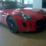 Siêu xe Jaguar F-TYPE S mui trần giá 5 tỷ đồng về Phú Thọ