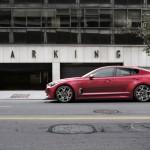 Chi tiết xe sedan thể thao KIA Stinger 2018