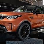 Giá xe Land rover Discovery 2017 khởi điểm từ 4,3 tỷ đồng ?